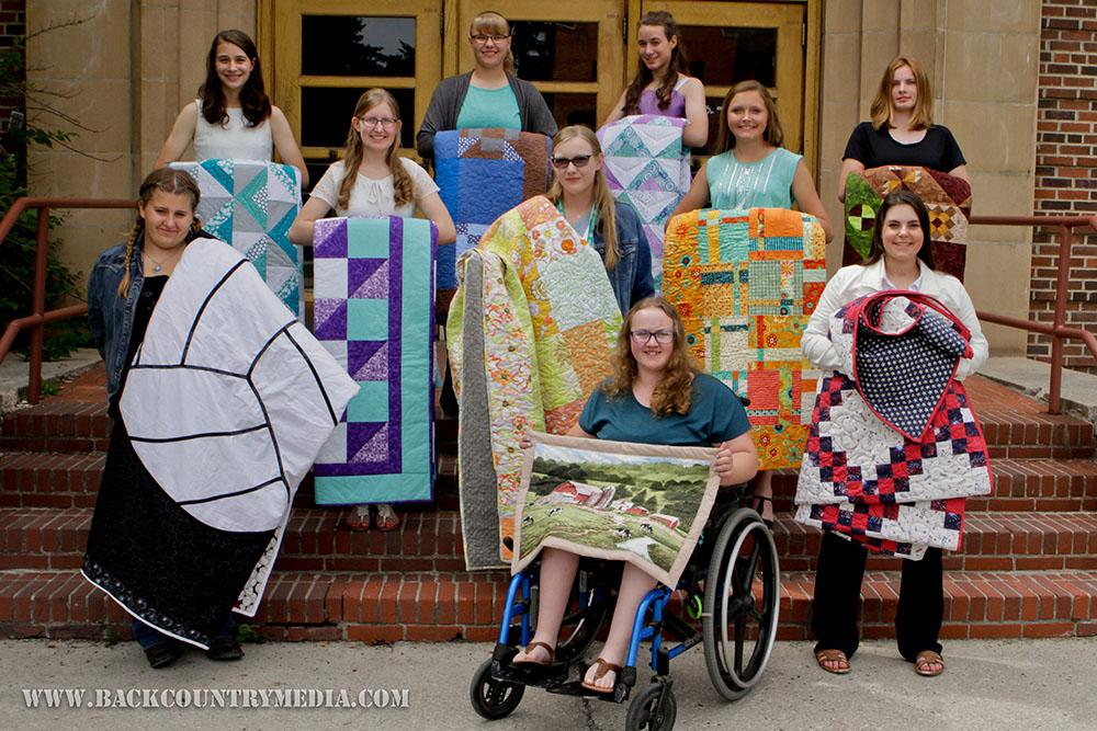 quilt contest recipients