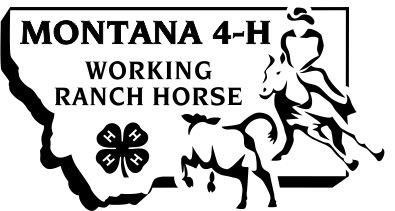 Working Ranch Horse Logo